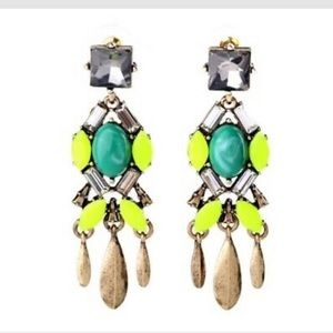 Stella & Dot- Jardin earrings